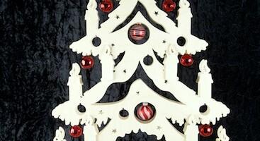 Kerststal groot met kerststal